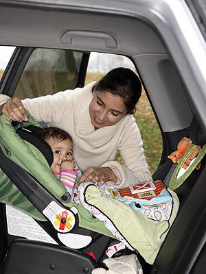 Detské autosedačky – II. Ako vybrať správnu detskú autosedačku